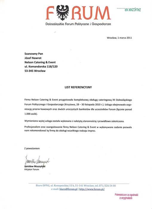 Forum dolnośląskie
